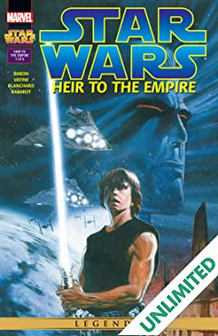 Star Wars: Heir to the Empire (1995-1996) #1 (of 6)