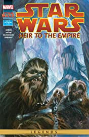 Star Wars: Heir to the Empire (1995-1996) #3 (of 6)