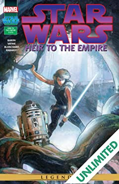 Star Wars: Heir to the Empire (1995-1996) #4 (of 6)
