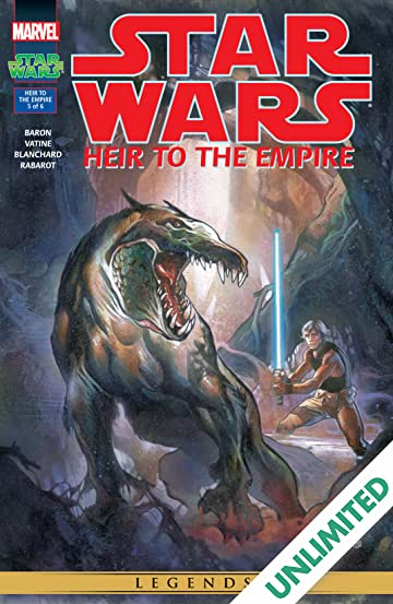 Star Wars: Heir to the Empire (1995-1996) #5 (of 6)