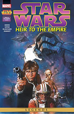 Star Wars: Heir to the Empire (1995-1996) #6 (of 6)