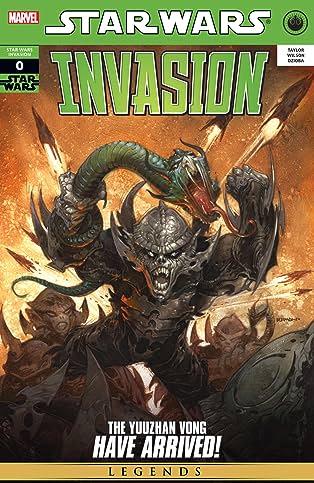 Star Wars: Invasion (2009) #0