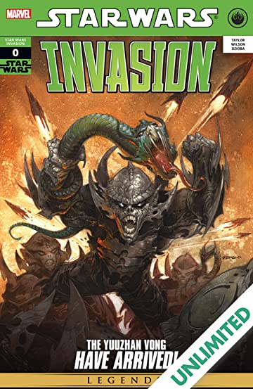 Star Wars: Invasion (2009) #0
