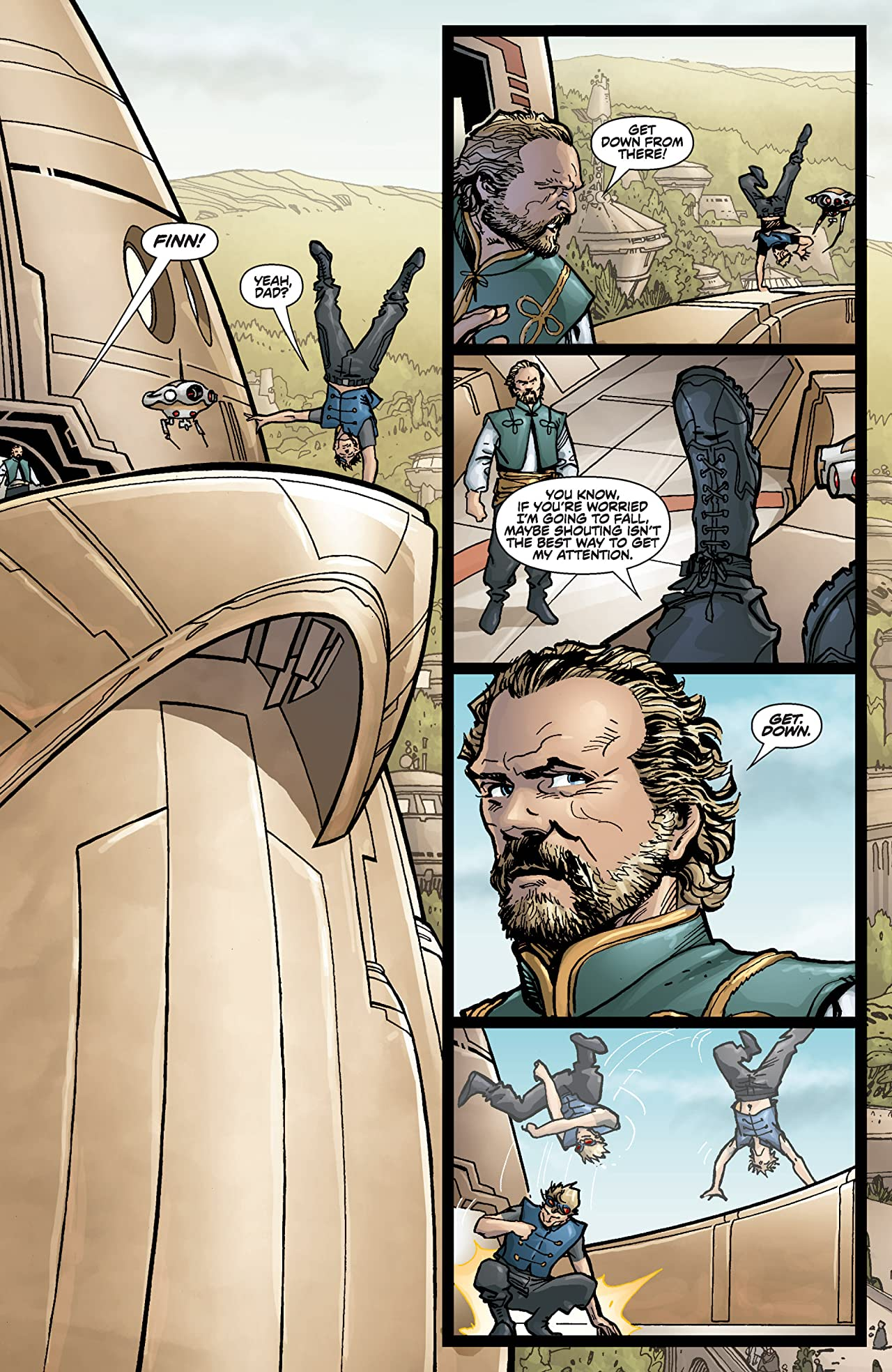 Star Wars: Invasion (2009) #1