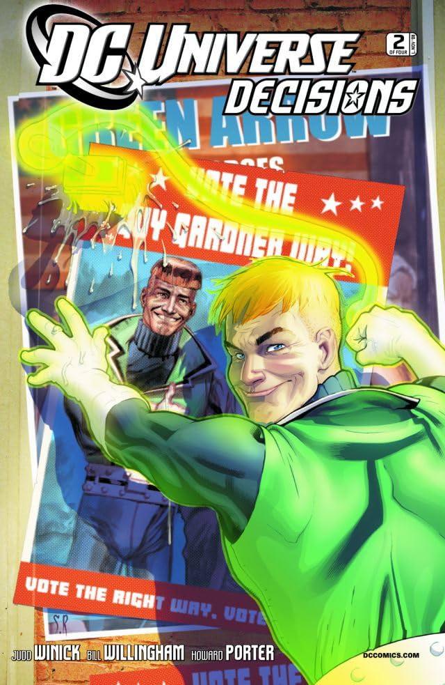 DC Universe: Decisions #2