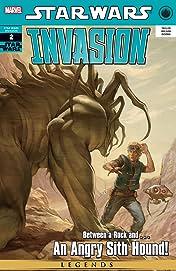 Star Wars: Invasion (2009) #2