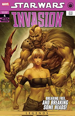 Star Wars: Invasion (2009) #4