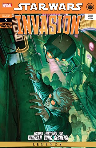 Star Wars: Invasion (2009) #5