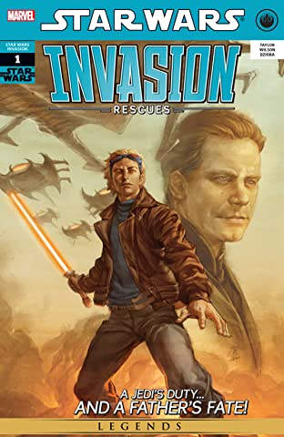 Star Wars: Invasion - Rescues (2010) #1 (of 6)