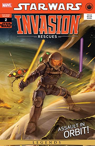 Star Wars: Invasion - Rescues (2010) #2 (of 6)