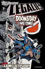 DC Universe: Legacies #7