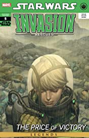 Star Wars: Invasion - Rescues (2010) #5 (of 6)