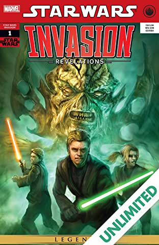 Star Wars: Invasion - Revelations (2011) #1 (of 5)