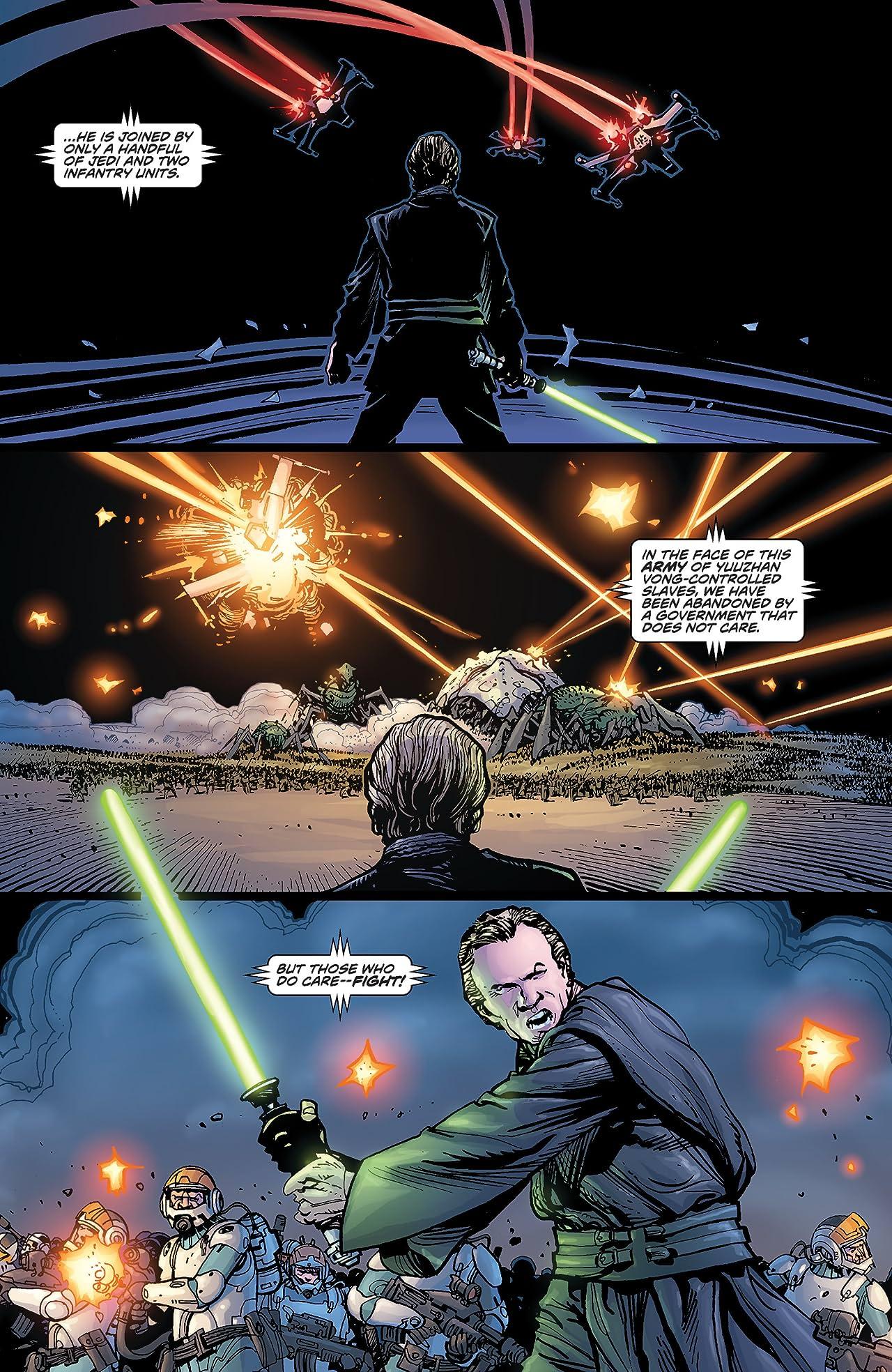 Star Wars: Invasion - Revelations (2011) #1 (of 5)