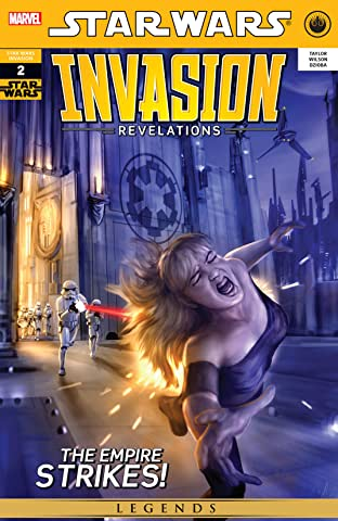 Star Wars: Invasion - Revelations (2011) #2 (of 5)