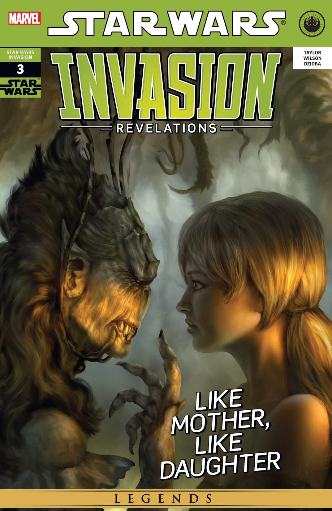 Star Wars: Invasion - Revelations (2011) #3 (of 5)