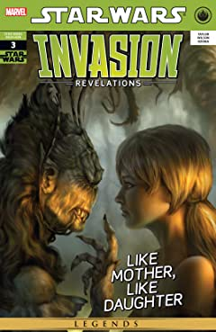 Star Wars: Invasion - Revelations (2011) #3 (of 5)