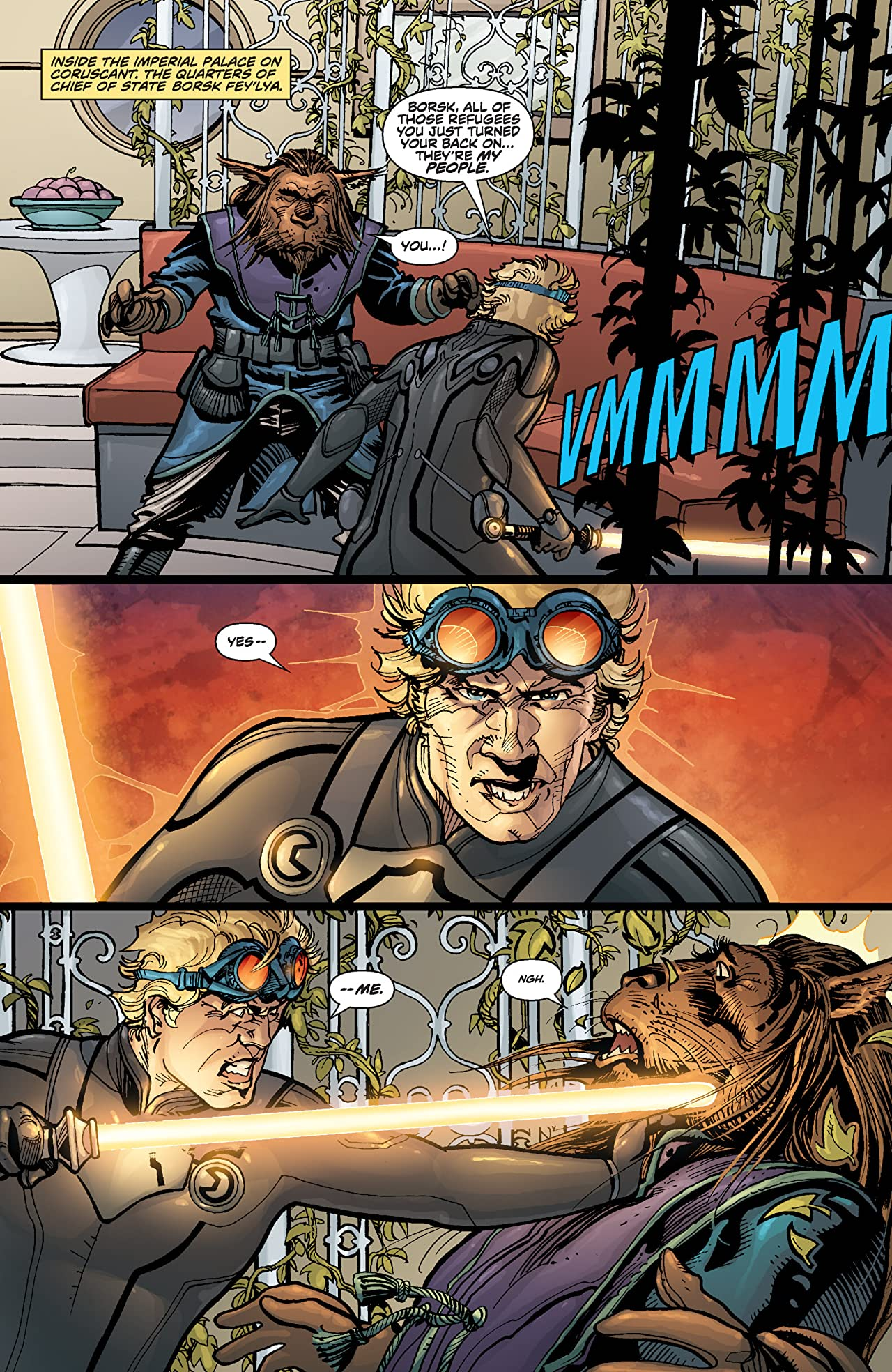 Star Wars: Invasion - Revelations (2011) #4 (of 5)