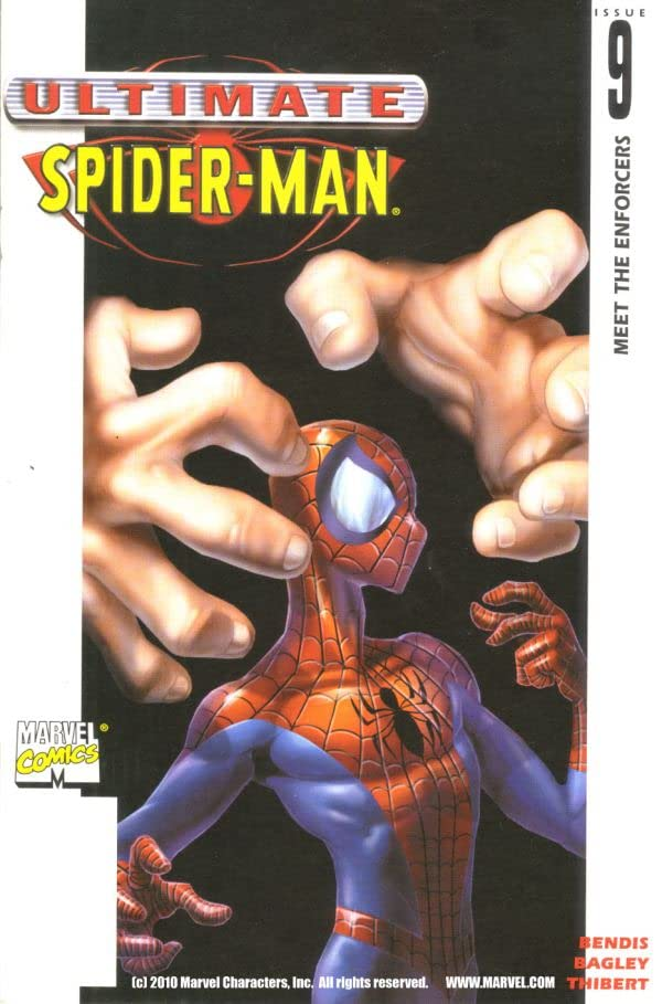 Ultimate Spider-Man (2000-2009) #9
