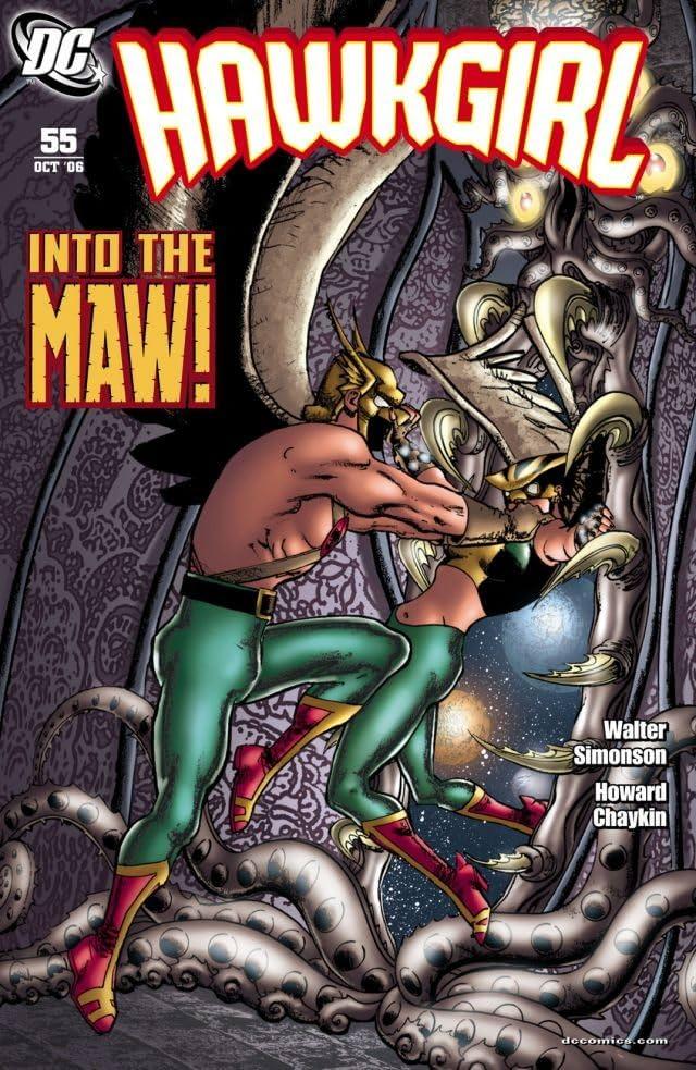 Hawkgirl (2006-2007) #55