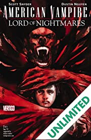American Vampire: Lord of Nightmares #2 (of 5)