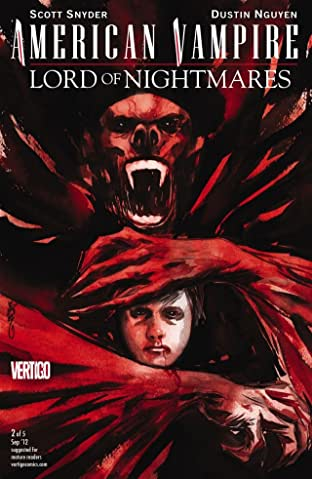 American Vampire: Lord of Nightmares #2