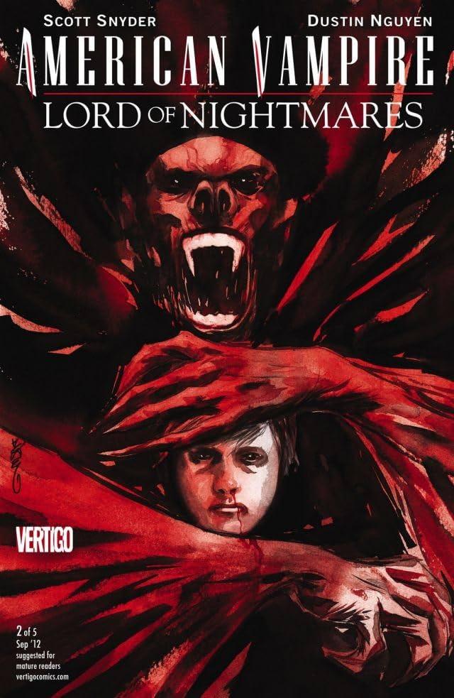 American Vampire: Lord of Nightmares #2 (of 5)