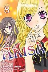 Arisa Vol. 8