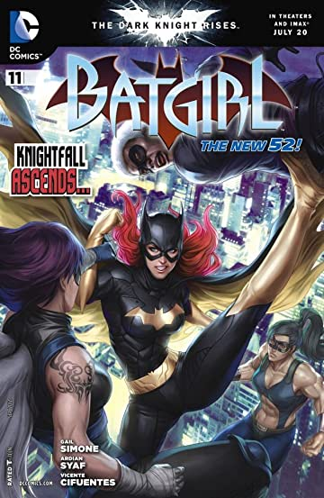 Batgirl (2011-) #11