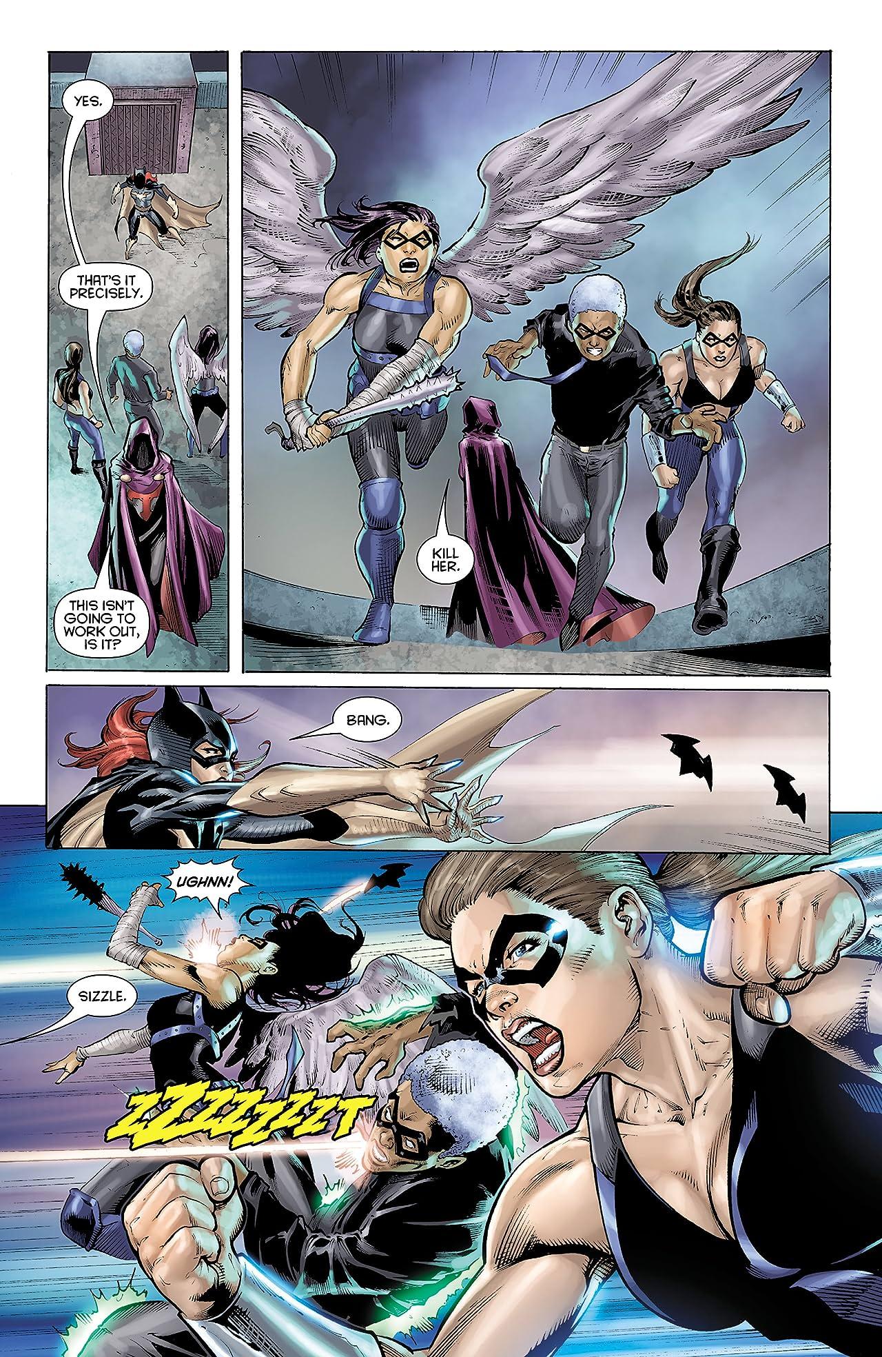 Batgirl (2011-2016) #11