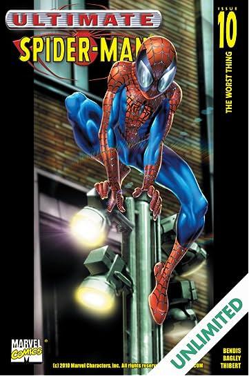 Ultimate Spider-Man (2000-2009) #10