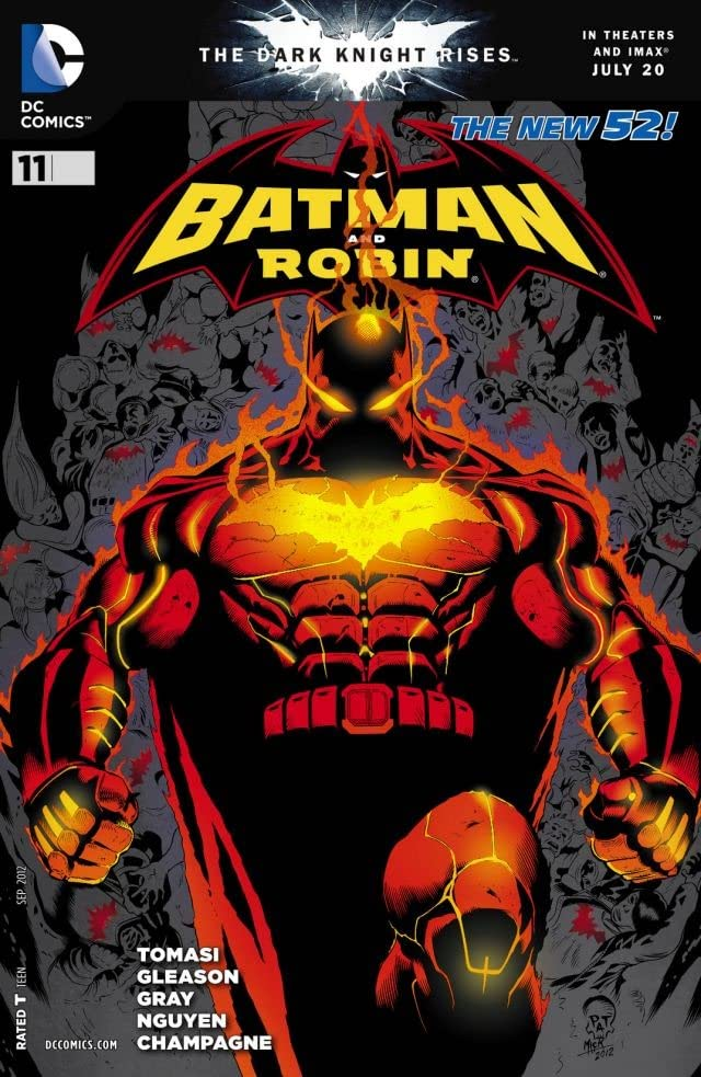Batman and Robin (2011-2015) #11