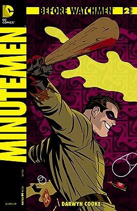 Before Watchmen: Minutemen #2 (of 6)