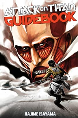 Attack on Titan Guidebook: INSIDE & OUTSIDE