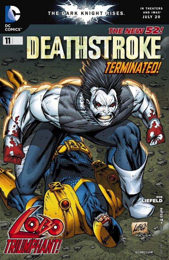 Deathstroke (2011-2013) #11