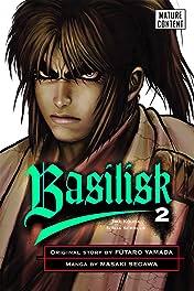 Basilisk Tome 2