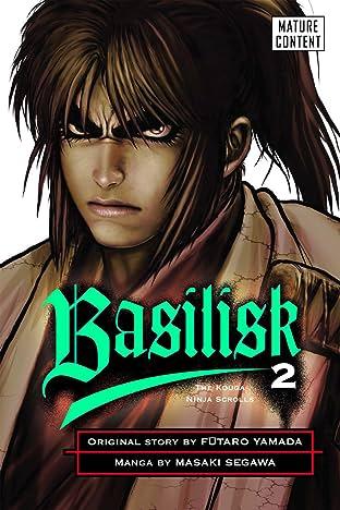 Basilisk Vol. 2