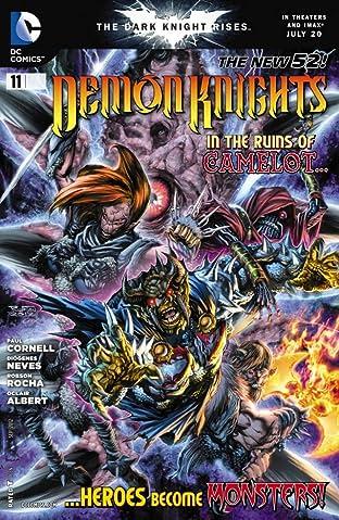 Demon Knights vol. 1 (2011-2013) MAY120256_1._SX312_QL80_TTD_