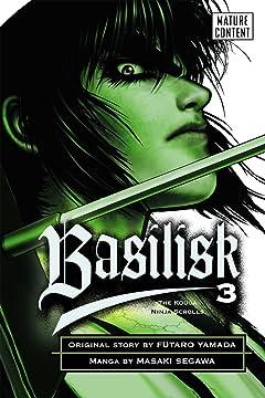 Basilisk Vol. 3