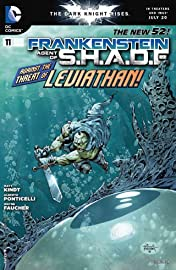 Frankenstein, Agent of SHADE (2011-2013) #11