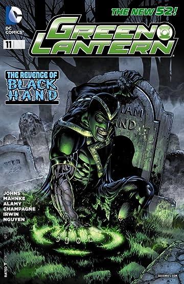 Green Lantern (2011-2016) #11