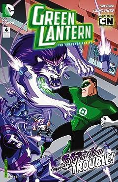 Green Lantern: The Animated Series #4