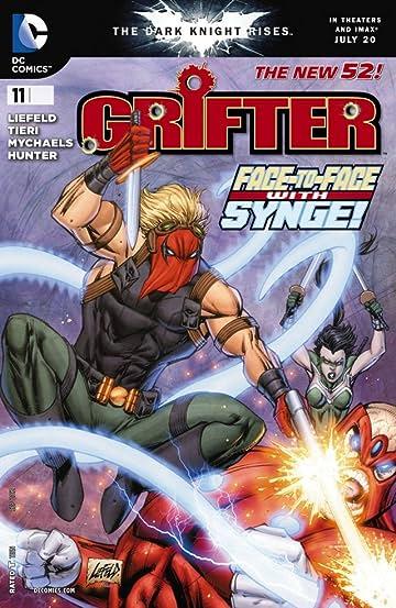 Grifter (2011-2013) #11