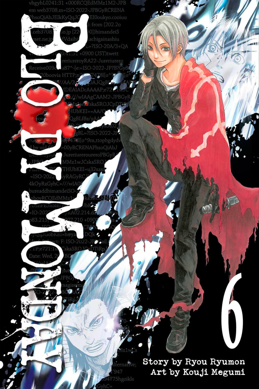 Bloody Monday Vol. 6