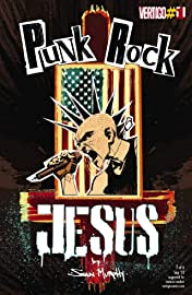 Punk Rock Jesus #1 (of 6)