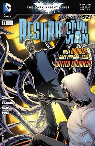 Resurrection Man (2011-2012) #11