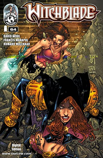 Witchblade #64