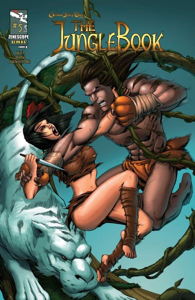 The Jungle Book #5