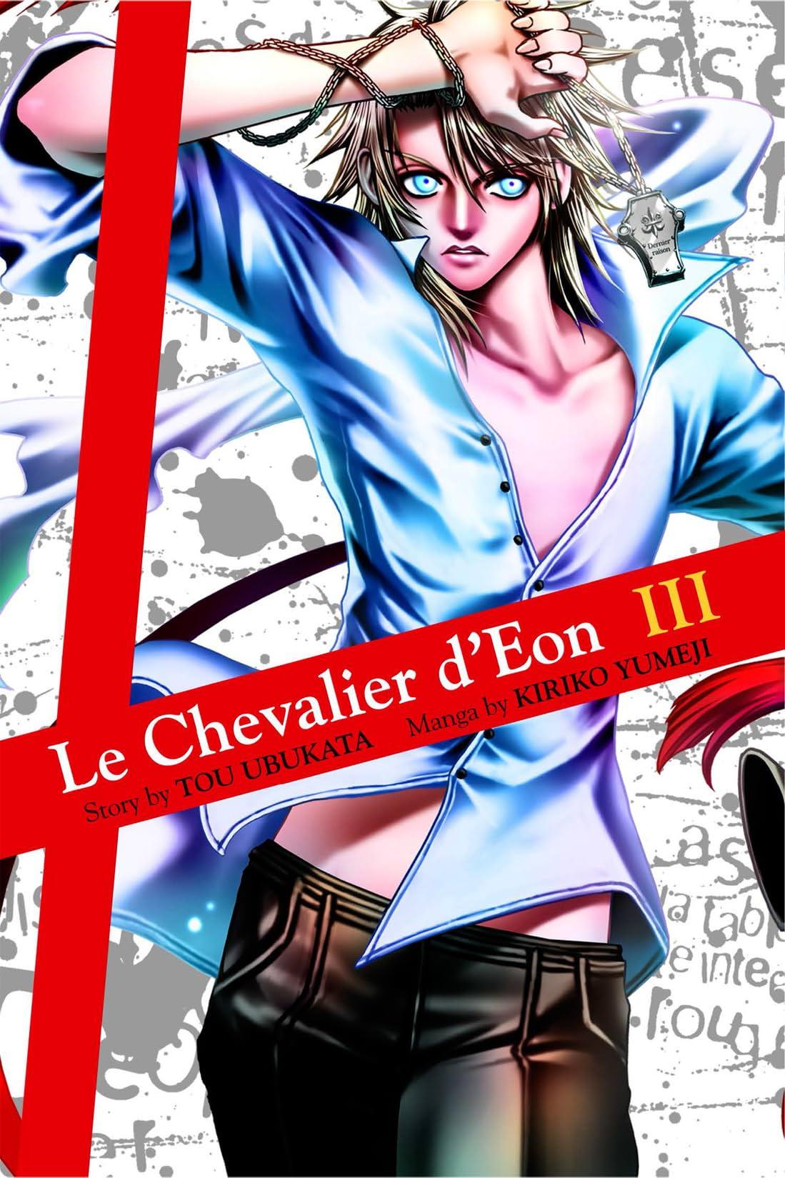 Le Chevalier d'Eon Vol. 3