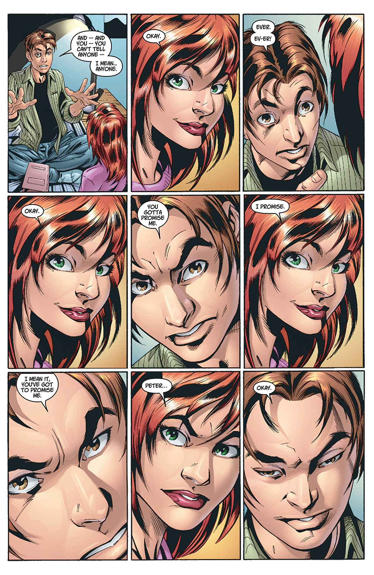 Ultimate Spider-Man (2000-2009) #13